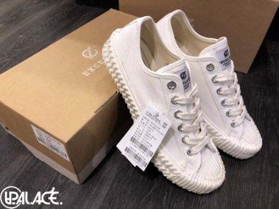 ▪️PALACE▪️ 現貨‼️ EXCELSIOR 餅乾鞋 全白 牛奶白 一代 帆布