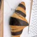 マーブルクロワッサン - 実際訪問したユーザーが直接撮影して投稿した代々木ベーカリーBOUL' ANGE 新宿サザンテラスの写真のメニュー情報
