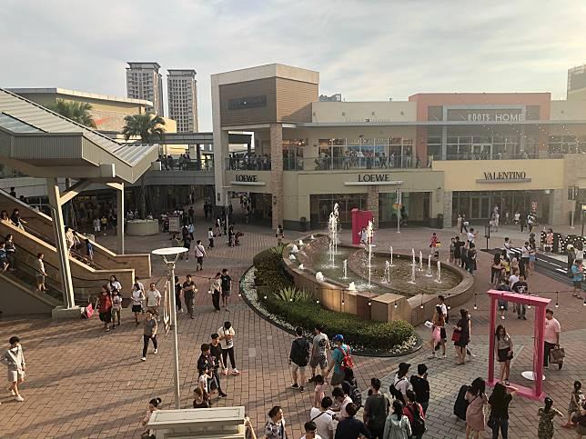 ▲桃園高鐵周邊商場開發積極,對生活機能逐步提升。(圖/信義房屋提供)