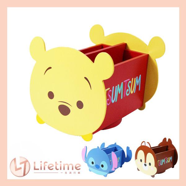〖LifeTime〗﹝迪士尼旋轉盒﹞正版迪士尼 Tsum 收納盒 米奇 史迪奇 維尼 奇奇 B01305