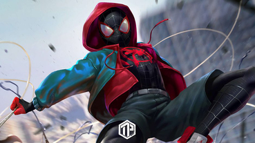 《Spider-Man: Into the Spider-Verse》續集上映日期曝光!