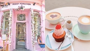 粉紅控大心動!小編大推薦〜歐遊英國必去2間粉紅cafe,過一個粉紅下午時光!