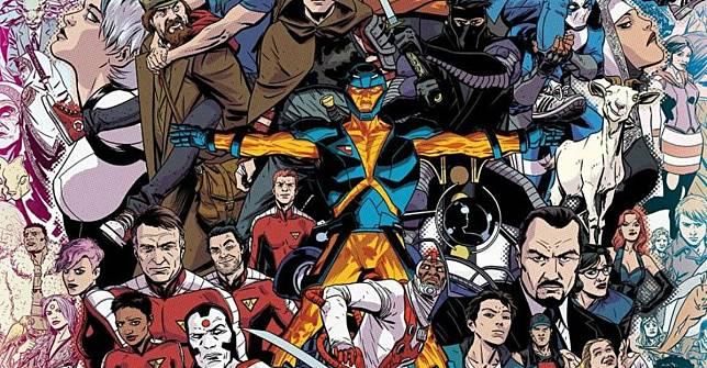 14 Superhero Keren dari Valiant Comics Selain Bloodshot