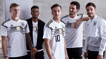 〔2018 世足賽〕adidas 推出 2018 年世界盃足球賽球衣及官方指定用球 11 月 14 日嶄新上市 再掀世足新風貌
