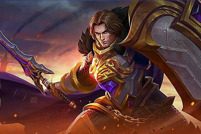 Gambar Tigreal ML Hero Mobile Legends