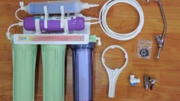 選對濾水器 喝杯好水健康零負擔