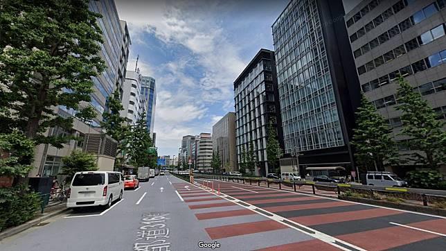 日本東京市容。圖/翻攝Google Map