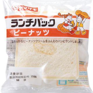 ヤマザキ ランチパック ピ-ナッツ
