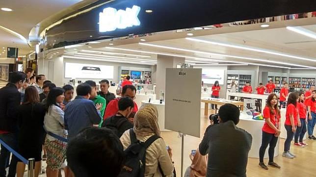Ibox Resmi Buka Penjualan Seri Iphone 12 Di Indonesia Cek Daftar Harganya Suara Com Line Today