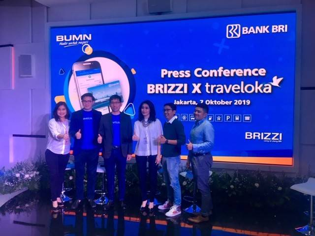 Bri Teams Up With Traveloka To Offer Brizzi E Money Card Top Up
