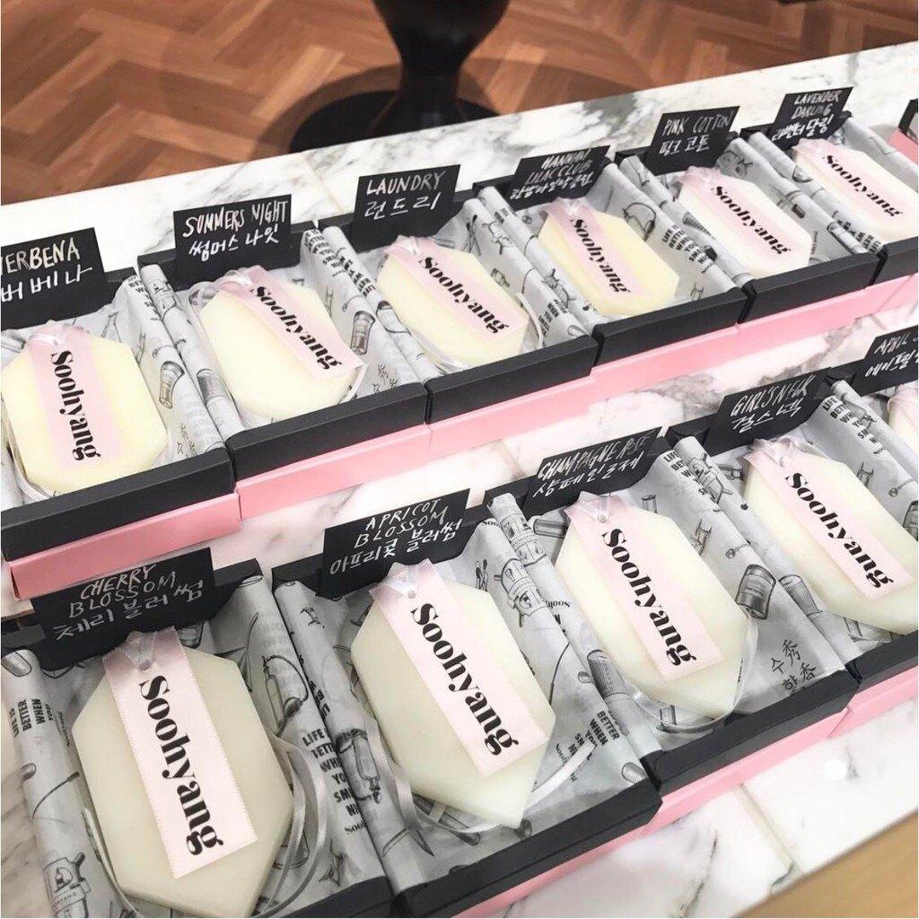 『韓國代購』Soohyang 秀香 新款50g 擴香石 擴香片 香芬 原裝50g包裝 預購中。人氣店家誠實便利店的日韓代購有最棒的商品。快到日本NO.1的Rakuten樂天市場的安全環境中盡情網路購物