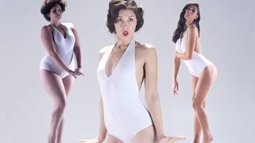 你是否好奇女性身體的進化史? 3 分鐘告訴你 3000 年來女性身材流行趨勢