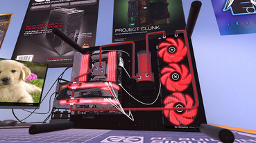 在家用主機上組裝電腦?!《PC Building Simulator》登陸 Xbox One、PS4 與 Switch