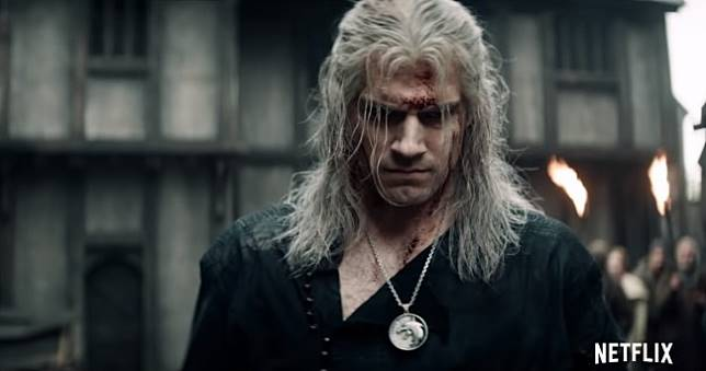 NETFLIX《巫師》首波預告出爐,傑洛特飲下「魔藥」樣貌曝光