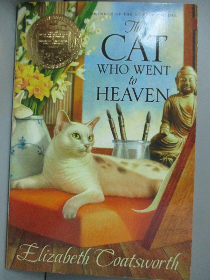 【書寶二手書T1/少年童書_LFB】The Cat Who Went to Heaven_Coatsworth, Elizabeth Jane/ Vitale, Raoul (ILT)