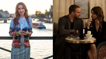 《艾蜜莉在巴黎》莉莉柯林斯迫不及待演第二季!3大劇情走向神預測:艾蜜莉將陷入四角戀?