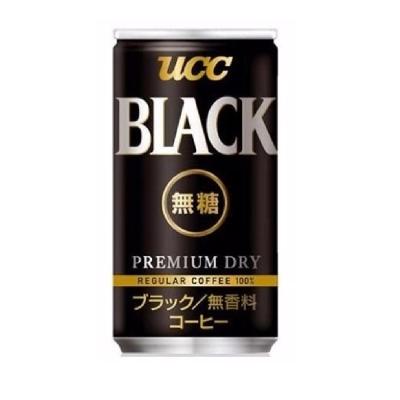 UCC BLACK無糖咖啡(185gx30入)