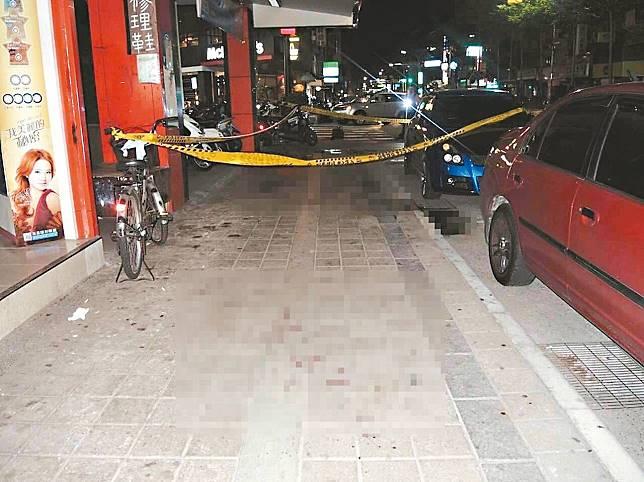 新北市三重區去年六月發生街頭鬥毆,造成兩死一重傷,涉嫌行凶的李姓男子有特殊軍事背景。