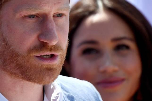 Meghan Markle pernah diingatkan soal hubungannya dengan Pangeran Harry