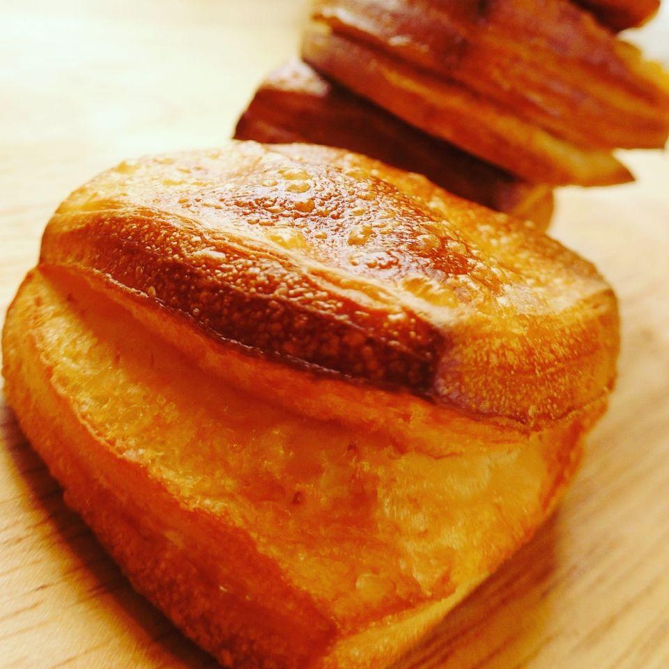 レシピ ミルク パン