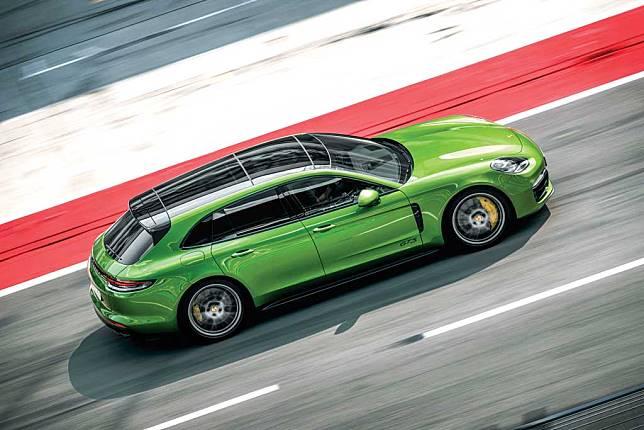 Porsche Panamera GTS, The Beautiful Beast