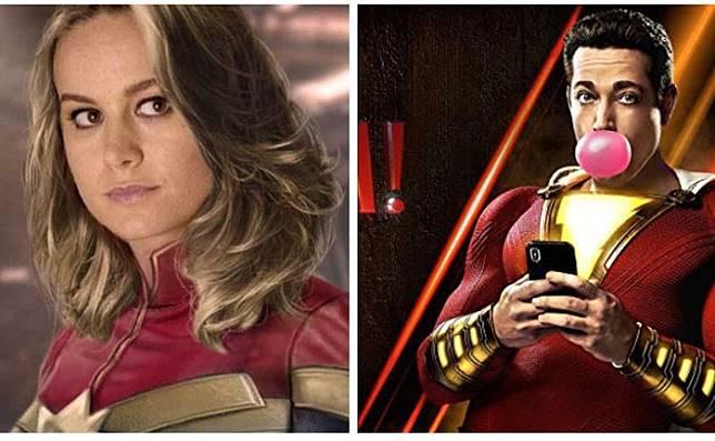 Kaitan erat Captain Marvel dan Shazam