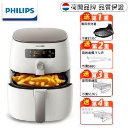 ◎減脂家電:減油80%|◎TurboStar氣旋科技|◎完美均勻烘烤,無須翻面商品名稱:新一代渦輪氣旋健康氣炸鍋(HD9642)品牌:Philips飛利浦類型:氣炸鍋/油炸鍋型號:HD9642特色:內