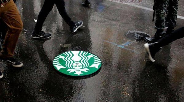 Logo Starbucks.