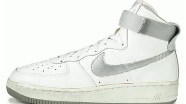 傳世珍品:Nike Air Force 1