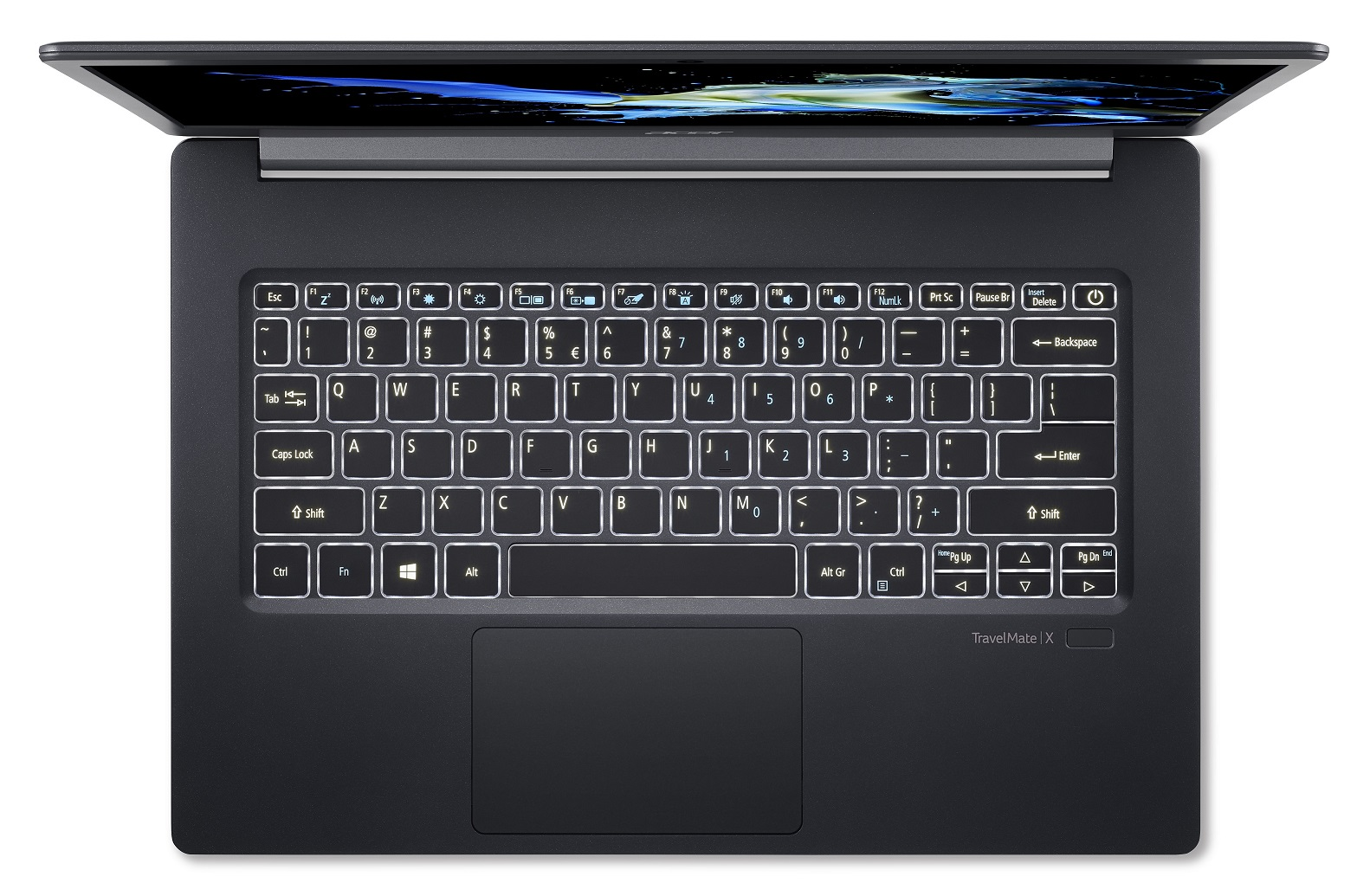 Acer 小於 1 公斤筆電再一款,TravelMate X5 重量 980 公克、售價 37,900 元起