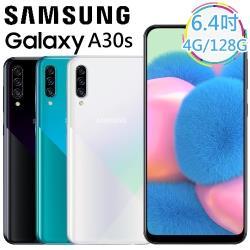 ◎.6.4吋V極限全螢幕|◎.123度超大廣角鏡頭|◎.Exyons八核心處理器品牌:Samsung三星型號:GalaxyA30s種類:智慧手機ROM/內建儲存空間:128GBRAM記憶體:4GB螢幕