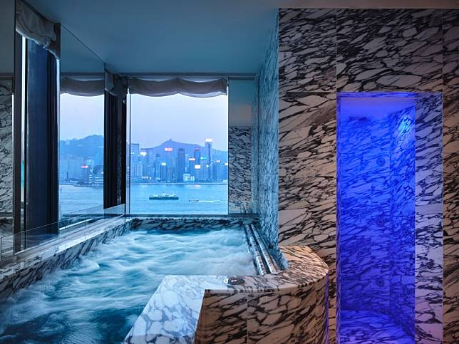 We review Rosewood Hong Kong's Asaya Lodges: what's it like to stay in your own private spa - and how about a butler, too?