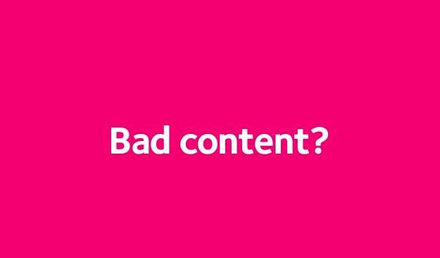 8 รูปแบบ Content ที่คนจะไม่ทนอ่าน