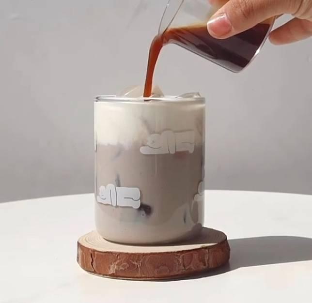 Espresso大約1成,大家也可按個人喜好加減。(互聯網)