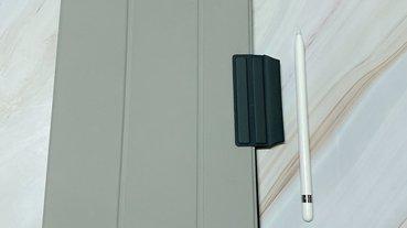 【Apple iPad Pencil 專用筆套】Inline Holder Apple Pencil Magnetic Holder