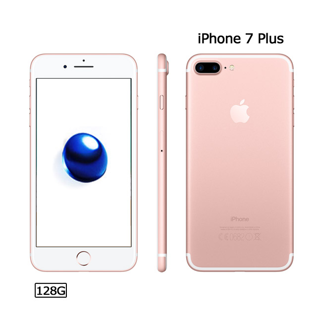 Apple iPhone 7 Plus (128G)-玫瑰金