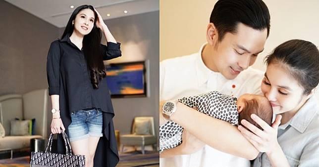 Sempat sembunyikan, ini potret tampannya putra kedua Sandra Dewi