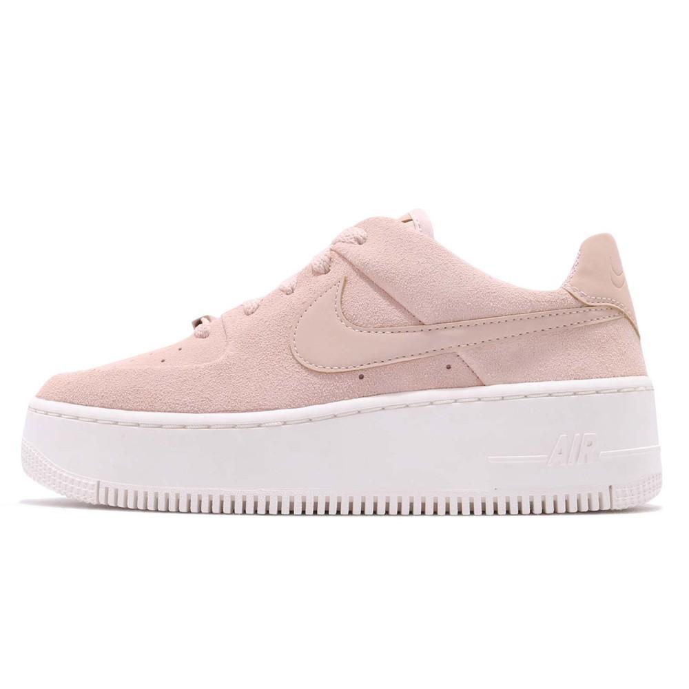 NIKE 女休閒鞋 W AF1 SAGE LOW - AR5339201 (20184) 【MS】
