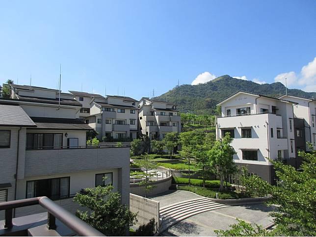 ▲新店的華城地區有許多億級豪墅,堪稱新北市的天龍國。(圖/信義房屋提供)