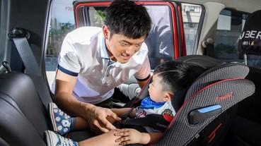 Uber 新增「寶寶優步」服務,百台車提供 Combi 安全座椅