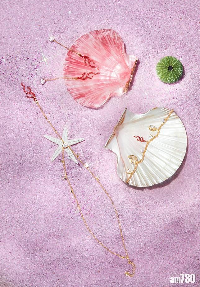 隨身戴著大自然力量 溫柔感滿分的春日飾物