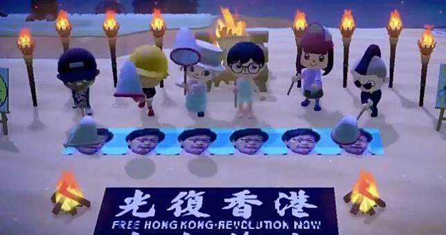 觸動政治敏感神經《動物森友會》太自由在中國被下架