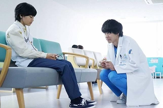 《Good Doctor》:新堂湊(互聯網)