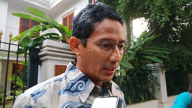 Former Jakarta deputy governor Sandiaga Uno. TEMPO/Budiarti Utami Putri.