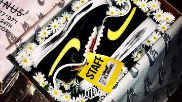 G-Dragon 再度曝光 Nike x PEACEMINUSONE 聯名鞋款內容!?