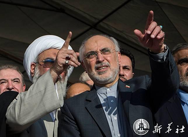 หัวหน้านิวเคลียร์อิหร่านประณาม 3 ประเทศยุโรปตั้งกลไกจัดการข้อพิพาท