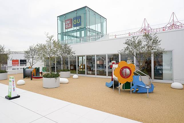 3樓亦有專為2至3歲小朋友而設嘅玩樂區。(互聯網)