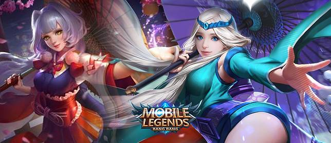 860+ Gambar Hero Mobile Legends Kagura HD
