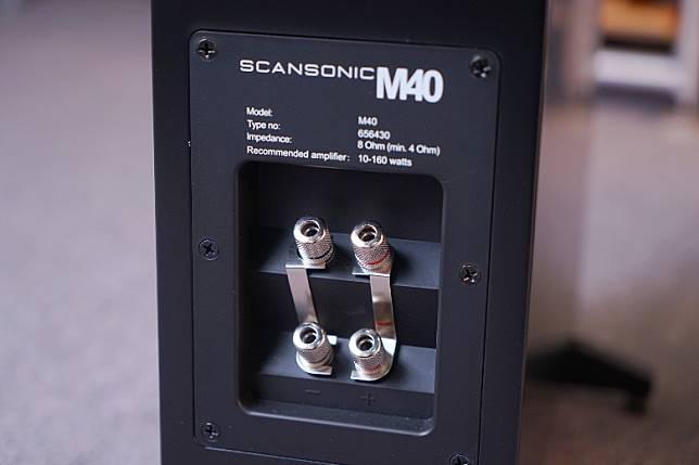 設有高階的喇叭插口,確保音訊傳輸時不受干擾。(胡振文攝)