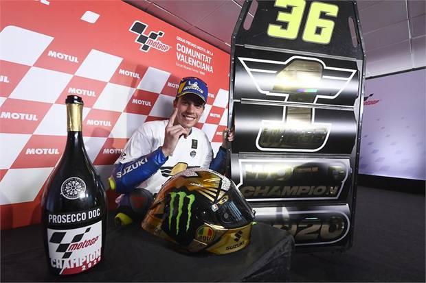 Mantan Pembalap Ini Jagokan Joan Mir Juara MotoGP 2021